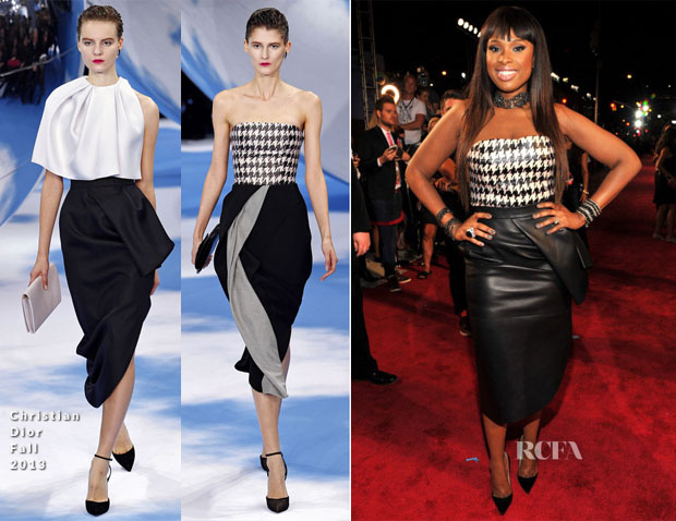 Jennifer Hudson In Christian Dior - 2013 MTV Video Music Awards #VMAs