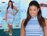 Jordin Sparks In Bebe - 2013 Teen Choice Awards
