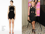 Julianne Hough In Camilla and Marc - Cosmopolitan's Summer Bash