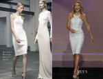 Kate Hudson In Antonio Berardi - The Tonight Show with Jay Leno