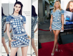 Kate Hudson In Balmain - 'Clear History' LA Premiere