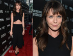 Katie Aselton In Zara & Balenciaga - 'Drinking Buddies' LA Screening