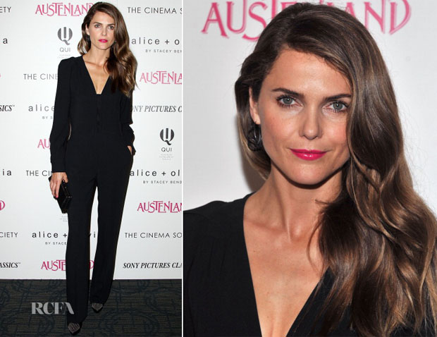 Keri Russell In Stella McCartney - 'Austenland' New York Screening