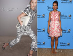 Kerry Washington In Giambattista Valli - Television Critics Association's Summer Press Tour Party