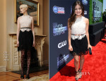 Lucy Hale In Joy Cioci - 2013 Young Hollywood Awards