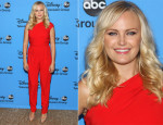Malin Akerman In Max Mara - Television Critics Association's Summer Press Tour Party