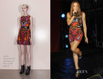 Melanie Chisholm In McQ Alexander McQueen - G-A-Y Nightclub Performance