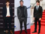 Menswear Red Carpet Round Up