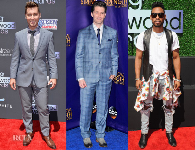 Menswear Red Carpet Round Up 2