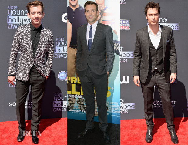 Menswear Red Carpet Round Up