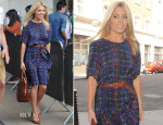 Mollie King In Preen Line - Radio 1 Studios