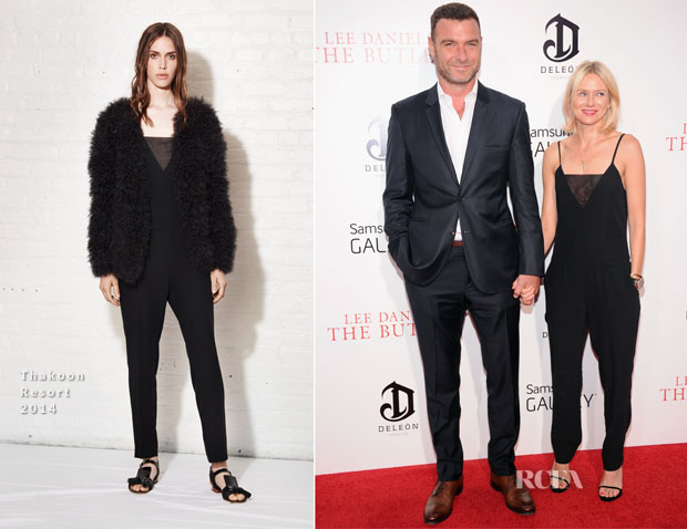 Naomi Watts In Thakoon - 'The Butler' New York Premiere
