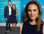 Natalie Portman In Louis Vuitton - Disney's D23 Expo – 'Let the Adventures Begin: Live Action at The Walt Disney Studios' Presentation