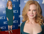 Nicole Kidman In Narciso Rodriguez - Hollywood Foreign Press Association's 2013 Installation Luncheon