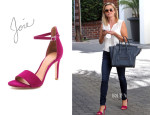 Reese Witherspoon's Joie Jaclyn Ankle Strap Suede Sandals