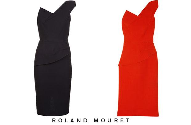 Roland Mouret dresses