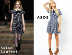 Saint Laurent vs. ASOS