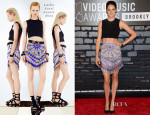 Shailene Woodley In Emilio Pucci - 2013 MTV Video Music Awards #VMAs