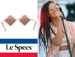 Solange Knowles' Le Specs The Rudeboy Sunglasses