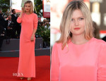 Sophie Kennedy Clark In Stella McCartney - Venice Film Festival Opening Ceremony & 'Gravity' Premiere