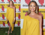 Stacy Keibler In Vintage Yuki - 'William Wyler's Roman Holiday' Screening