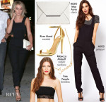 Steal Juilanne Hough's Date Night Look