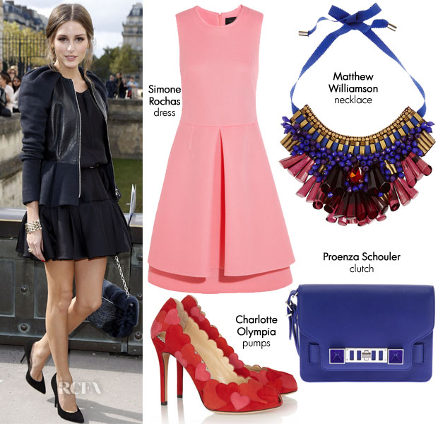 Stylin' For Olivia Palermo