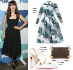 Styling Zooey Deschanel