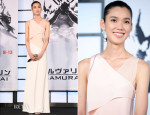 Tao Okamoto In Phillip Lim - 'The Wolverine' Japan Premiere
