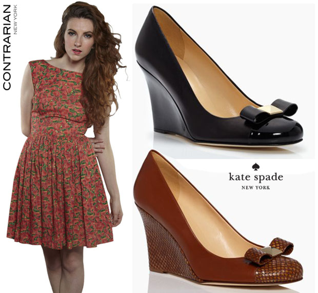 Taylor Swift Contrarian New York and Kate Spade