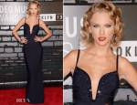 Taylor Swift In Hervé Léger By Max Azria - 2013 MTV Video Music Awards #VMAs