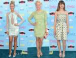 2013 Teen Choice Awards Red Carpet Round Up