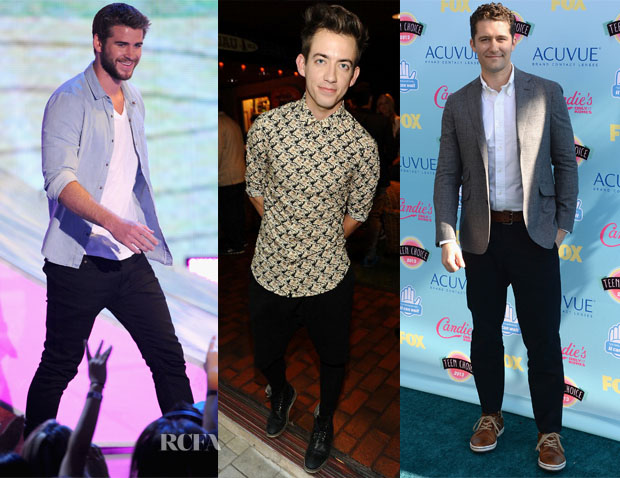 Teen Choice Awards Men 2