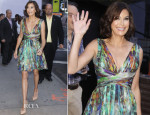 Teri Hatcher In Oday Shakar - Good Morning America