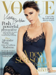 Victoria Beckham for Vogue Australia September 2013