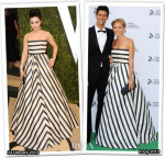 Who Wore Oscar de la Renta Better...Fan Bingbing or Jelena Ristic?