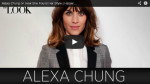 Alexa Chung on How She Found Her Style