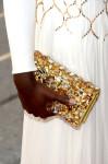 Lupita Nyong'o's Prada clutch