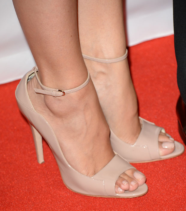 Jennifer Garner's Brian Atwood shoes