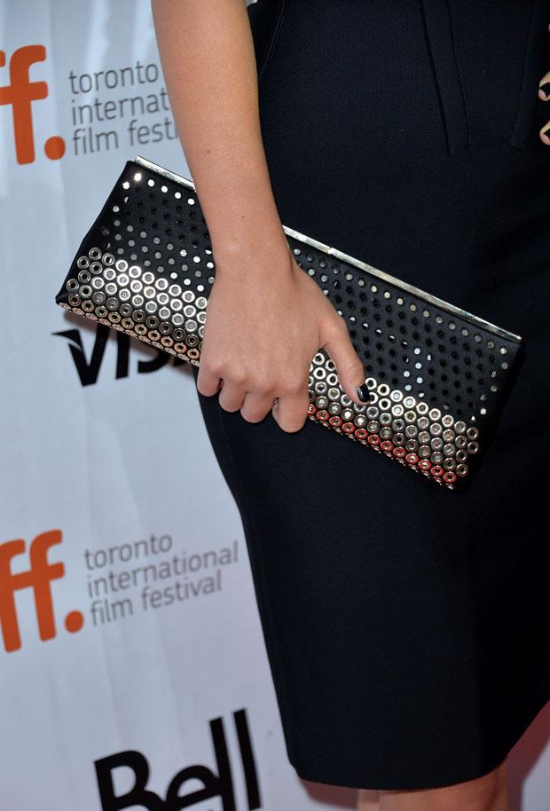 Olivia Wilde's clutch