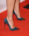 Sandra Bullock's Christian Louboutin 'Geo' pumps
