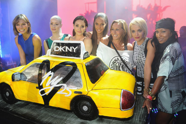 #DKNY25 Birthday Bash In NYC