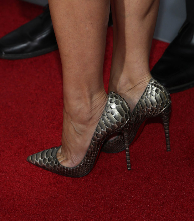 Julia Louis-Dreyfus' Louboutin pumps