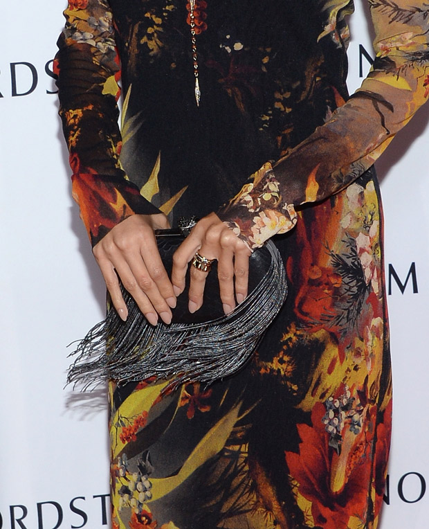 Nicole Richie's House of Harlow 'Jude' clutch