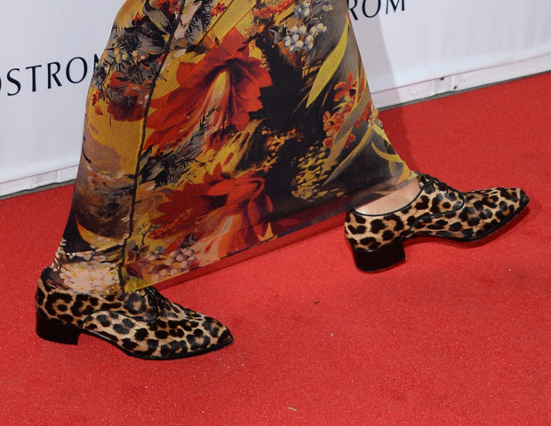 Nicole Richie's shoes