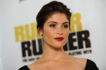 Gemma Arterton in Burberry Prorsum