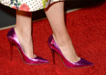 Allison Williams' Jimmy Choo pumps