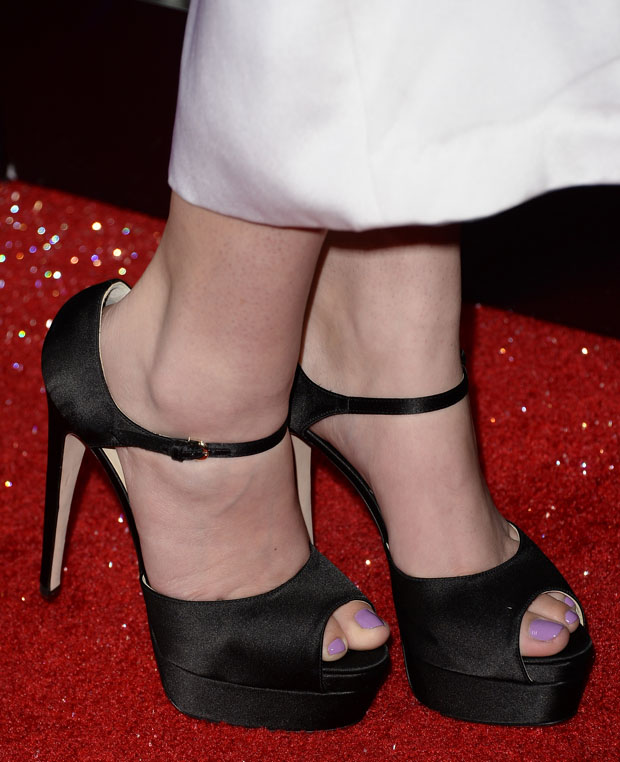Hailee Steinfeld's Brian Atwood 'Tribeca' heels