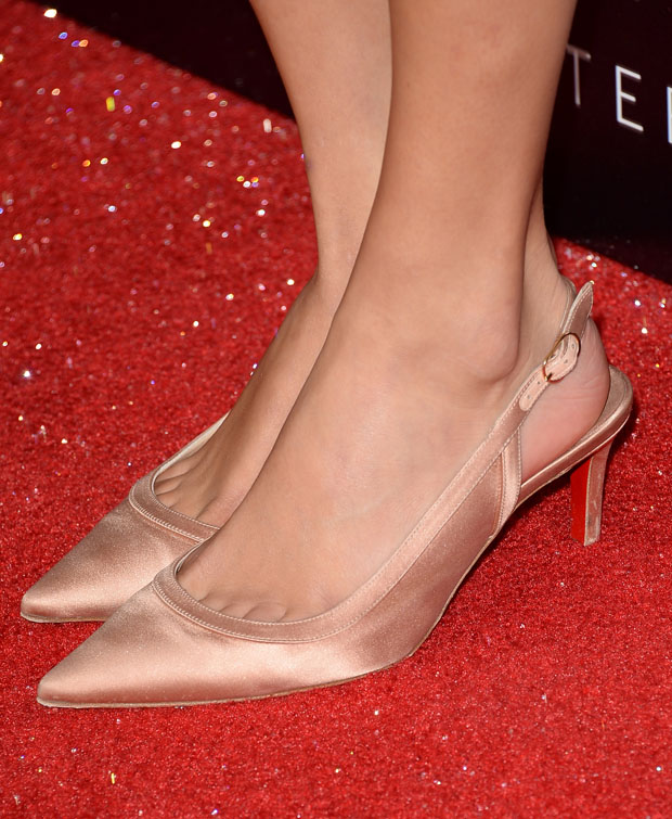 Taylor Swift's Christian Louboutin heels