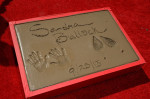 "Sandra Bullock Immortalized With Hand And Footprint Ceremony At The TCL Chinese Theatre In Celebration Of Her New Film ""Gravity"""